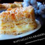 Ciasto Raffaello na...