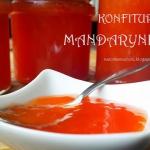 Konfitura Mandarynkowa