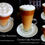 Caramel Caffe Macchiato