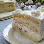 Tort Raffaello (przepis...