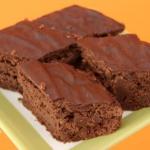 Brownie z czerwonej...