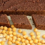 Brownie z ciecierzycy...