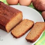 Chleb paleo z batatów