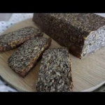 Chleb bez mąki - samo...