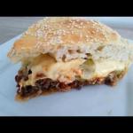 Ciasto cheeseburger z...