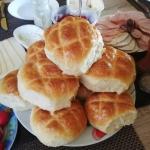 Bułeczki śniadaniowe