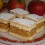 Ciasto z białek z...