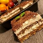 Ciasto o smaku tiramisu