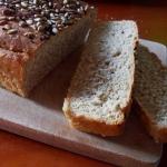 Chleb domowy bez zakwasu