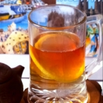 Herbata ożywia naszą...