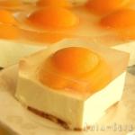 Ciasto jajko sadzone na...