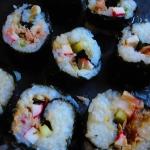 Sushi domowe- krok po...