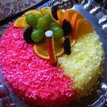 Tort Śmietanowo-Waniliow...