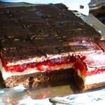 Ciasto  Alpejskie Mleczko...