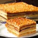 Ciasto Migdałek