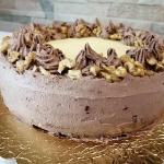 Tort z masą Pischinger