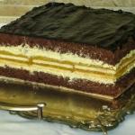 Ciasto: czekolada-jablko-...