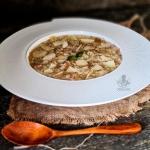 Chlebowa zupa Pancotto