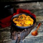 Ziemniaczane Curry Aloo...