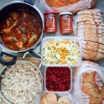 Meal prep – gotowanie...