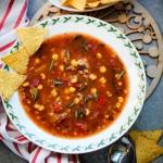 Zupa meksykańska z...