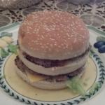 Big Mac i oryginalny...
