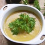 Zupa - krem z kasztanów