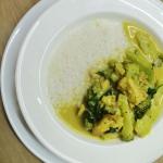 Curry + kurczak +...