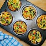 Muffiny jajeczne w...