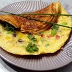 omlet z Warzywami –...
