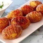 Pieczone ziemniaki- jak...
