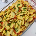 Zapiekane ziemniaki z...
