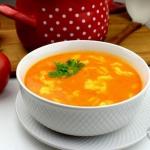 Zupa pomidorowa. Przepis