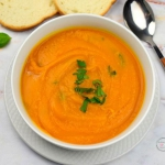 Zupa dyniowa z imbirem