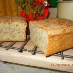 Chleb z prażonym...