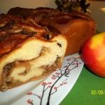 Strucla z jabłkami