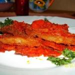 Ryba w warzywach po...
