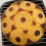 Tarta all'ananas