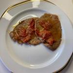 Cielęcina alla pizzaiola