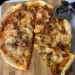 Pizza czerwona alla...
