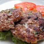 Zdrowe burgery indycze z...