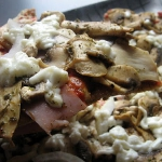 Niskokaloryczna pizza...