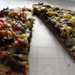 Pizza lekko twarogowa z...