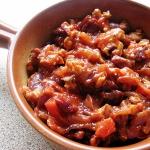 Chili con carne w wersji...