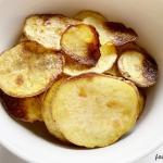 Chipsy z piekarnika –...