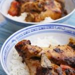 Smaki Indii: Kurczak balt...