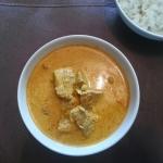 Wieprzowina curry z maryn...