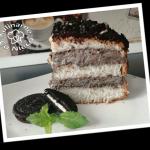 Angel Food Cake z Kremem...