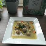 Syta zupa jarzynowa dla...