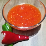 Sweet chili sos - czyli...
